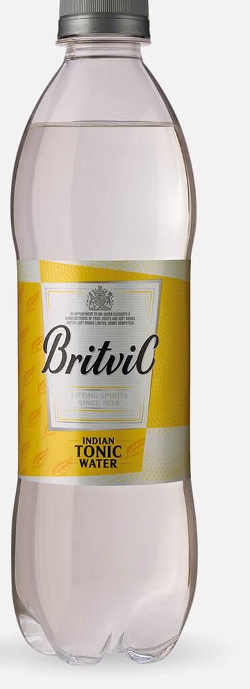 BRITVIC TONIC WATER 500ML