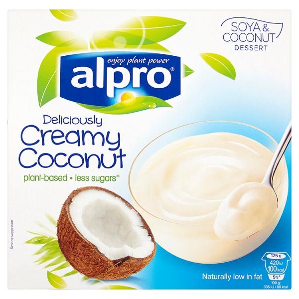 Alpro Coconut Dessert