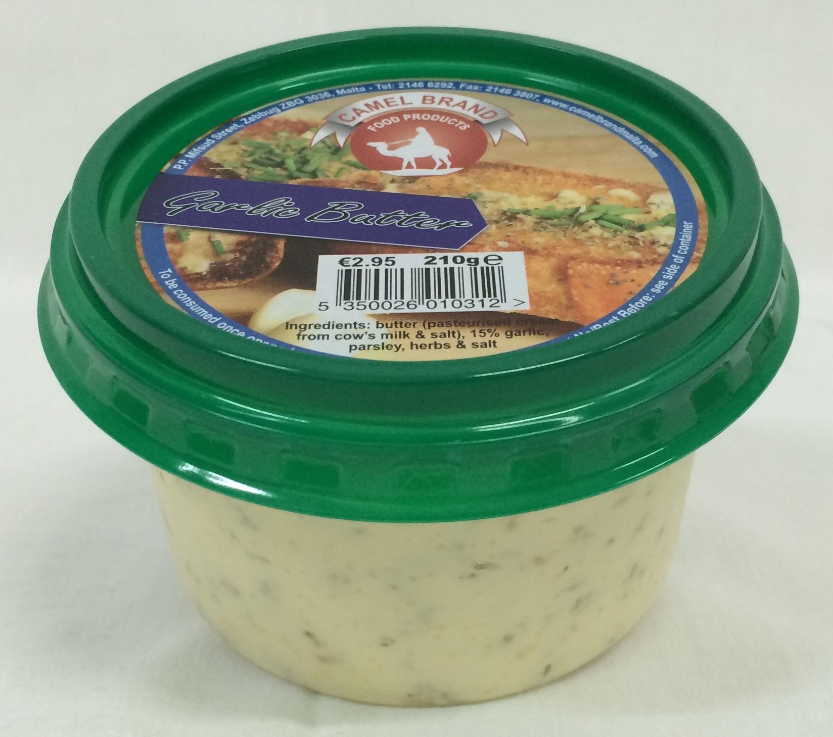 Camel Brand Garlic Butter
