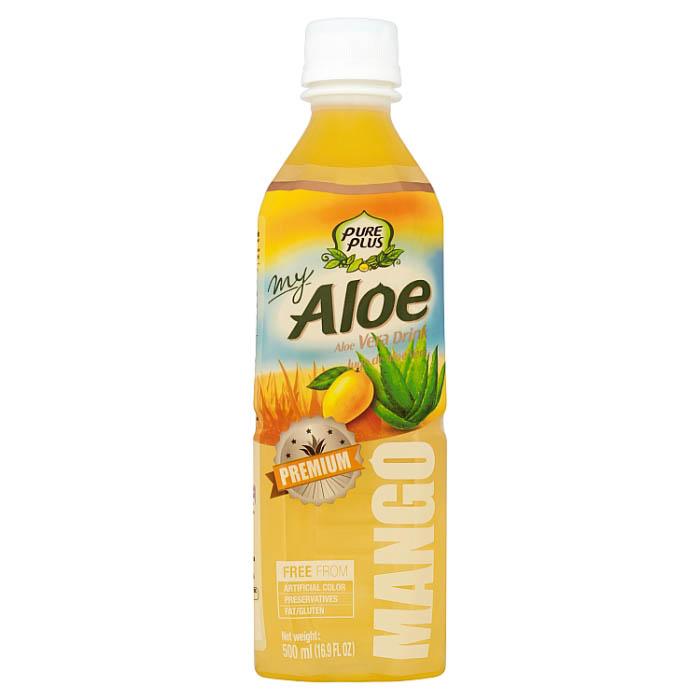 Pure Plus My Aloe Mango