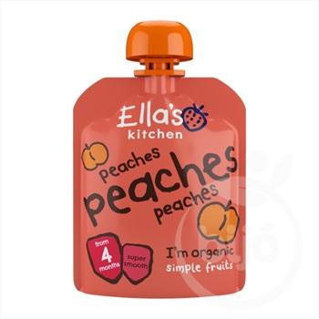 Ella's Kitchen Peaches