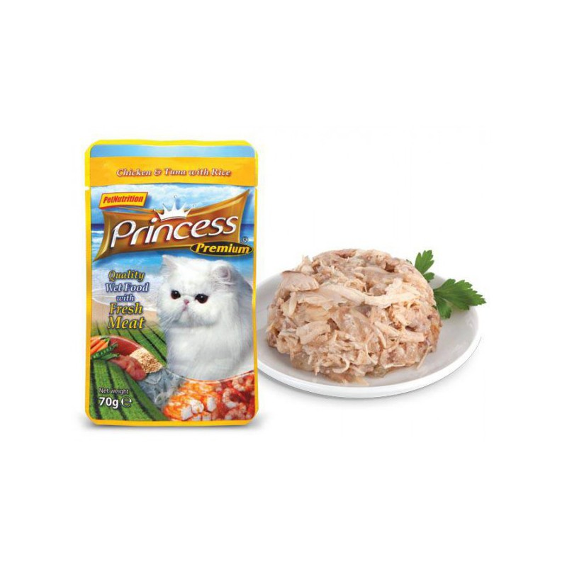 Princess Classic  Chicken & Tuna With Rice