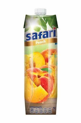 Safari Peach Juice