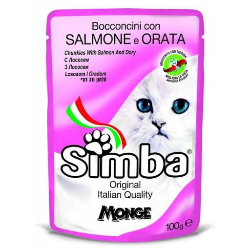 Simba Salmone & Orata