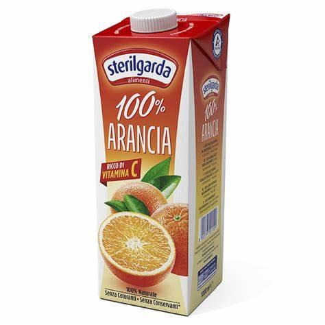 Sterilgarda Orange Juice