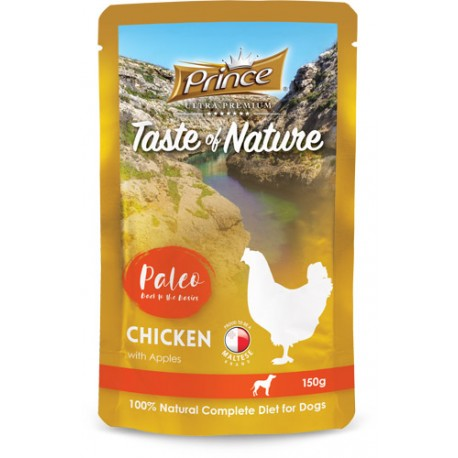 Prince Taste Of Nature Chicken With Apples