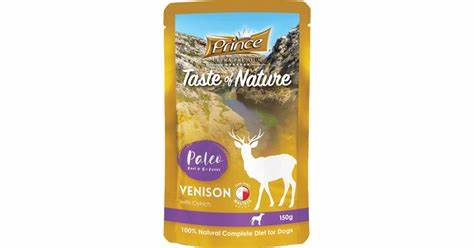 Prince Taste Of Nature Venison With Ostrich