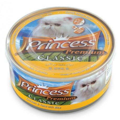 Princess Premium Classic Chicken & Tuna With Rice