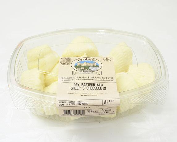 Verdalat  Dry Pasteurized Cheeselets 400g