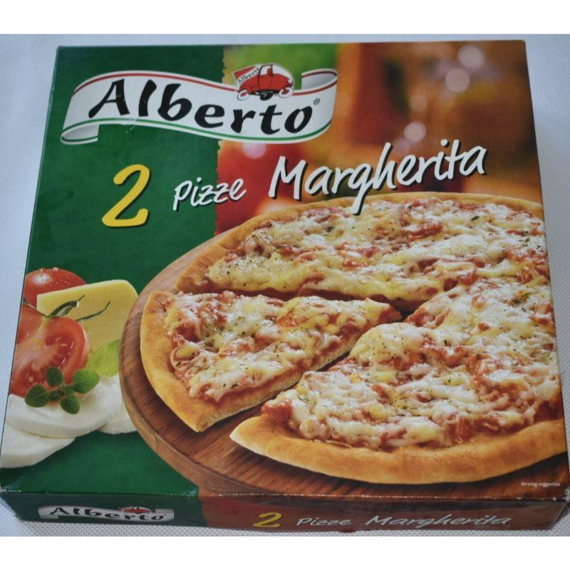Alberto Pizza Margherita