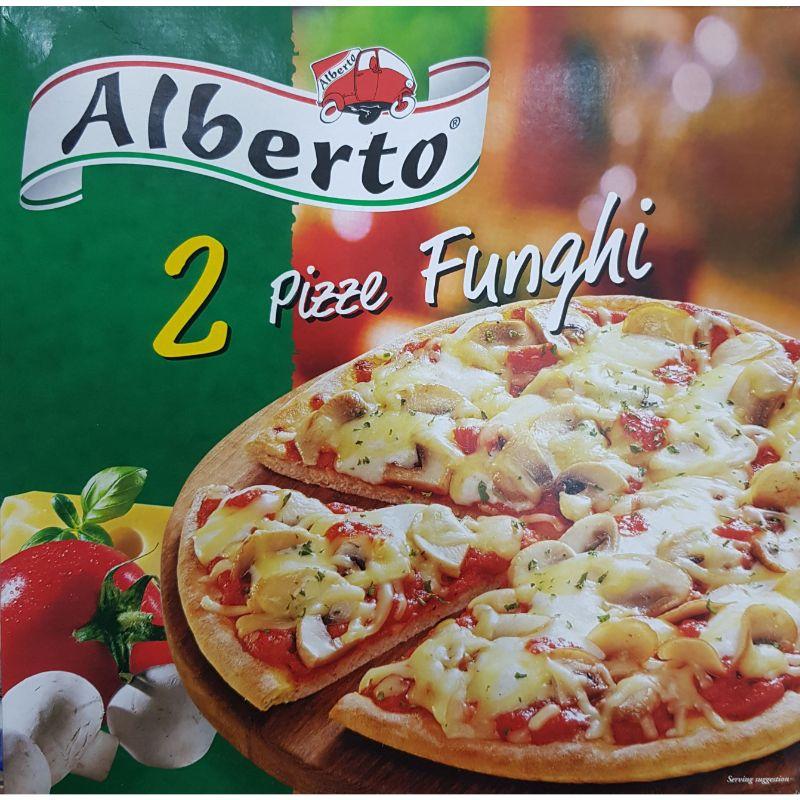Alberto Pizza Funghi 1 EURO OFF