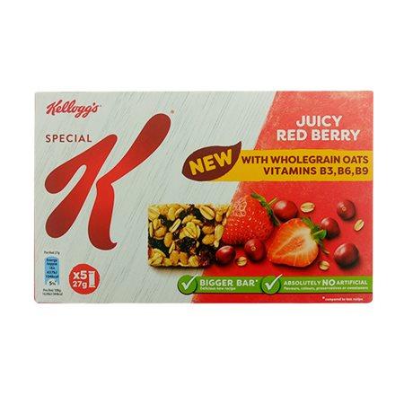 Kelloggs  Special K Juicy Redberry Bars