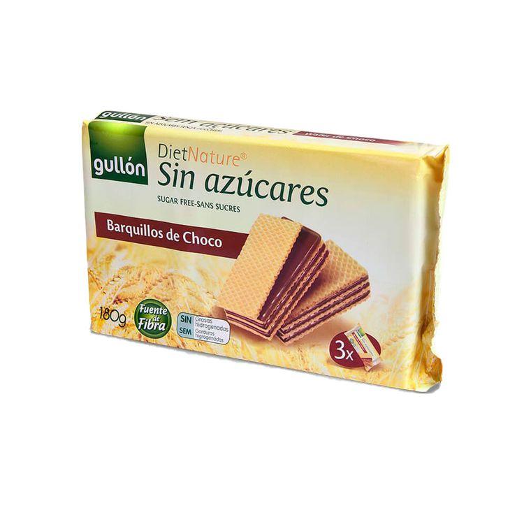 Gullon Sugar Free Chocolate Wafers
