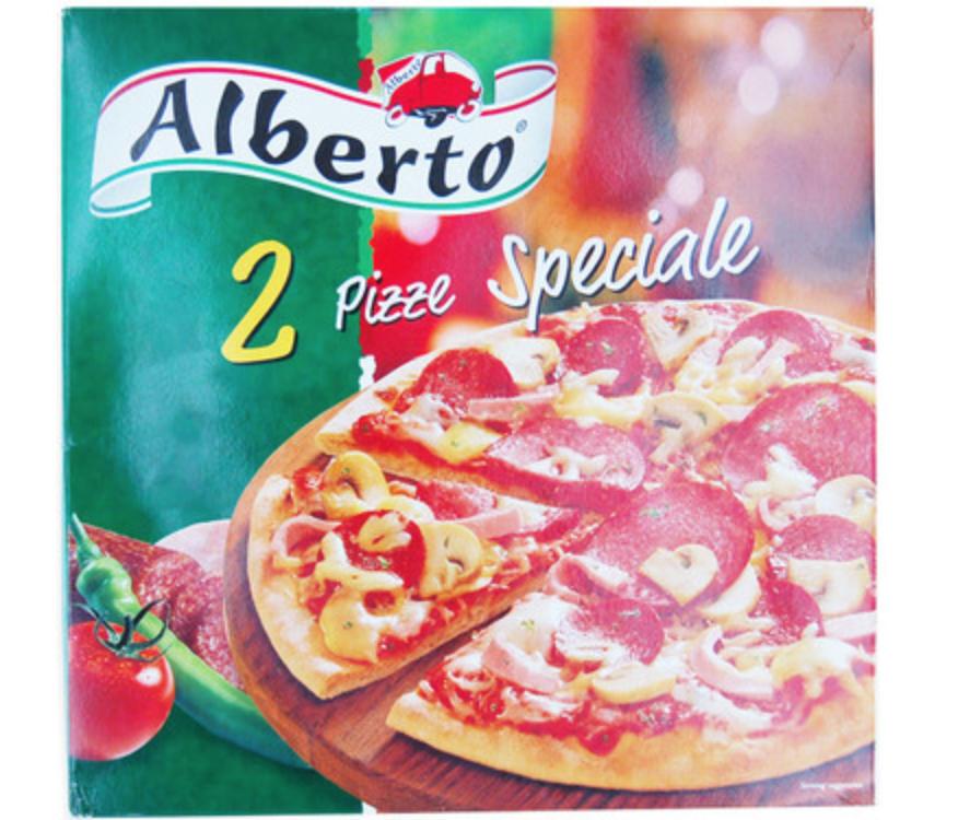 Alberto Pizza Speciale