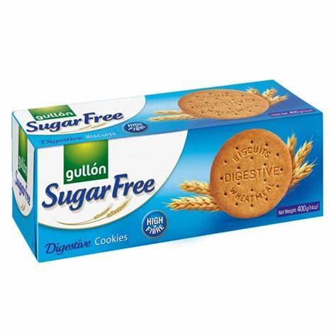Gullon Sugar Free Digestive Biscuits