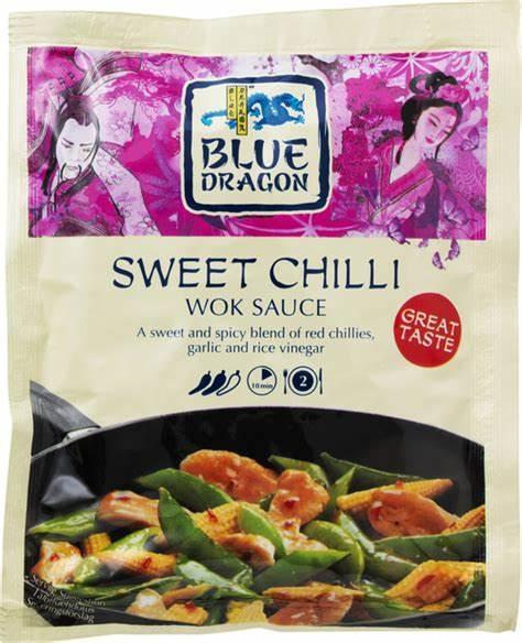 Blue Dragon  Sweet Chili Wok Sauce