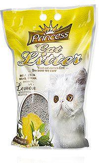 Princess Cat Litter