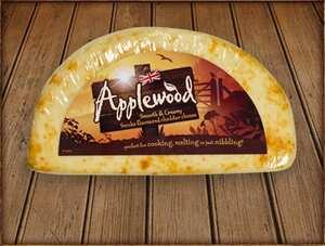 Wensleydale  Apple Wood  Cheese per 100g