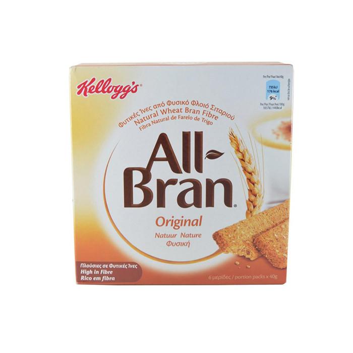 All Bran Bars Original