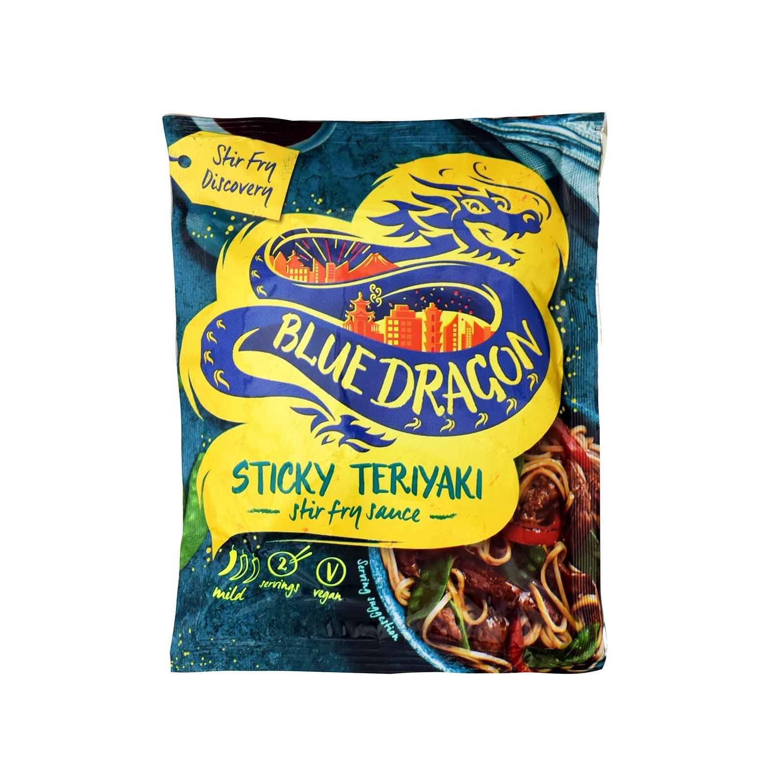 Blue Dragon  Sticky Teriyaki Stir Fry Sauce