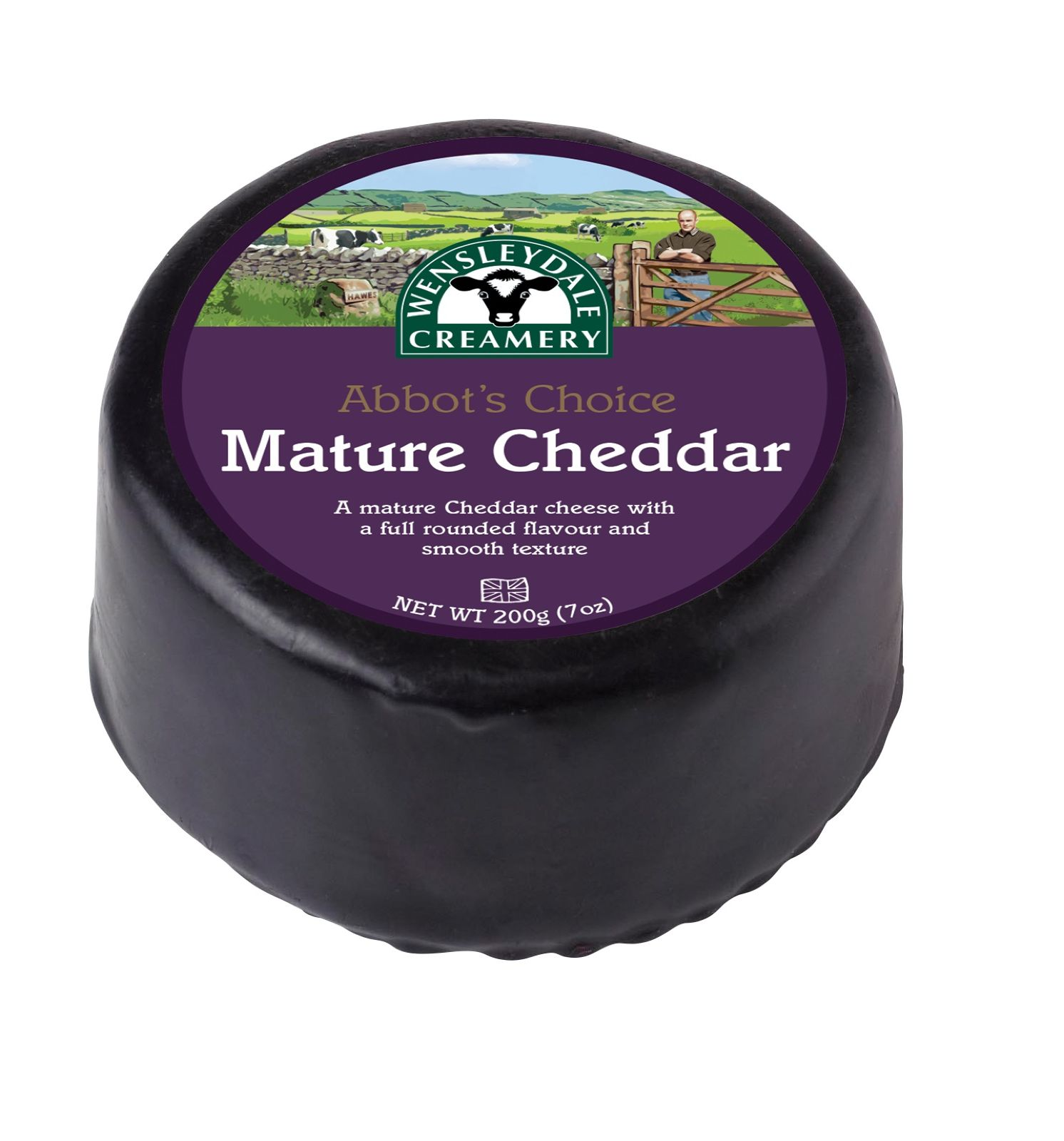 Wensleydale  Mature Cheese per 100g