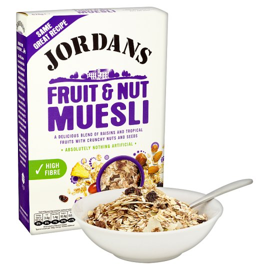Jordans Fruit & Fibre
