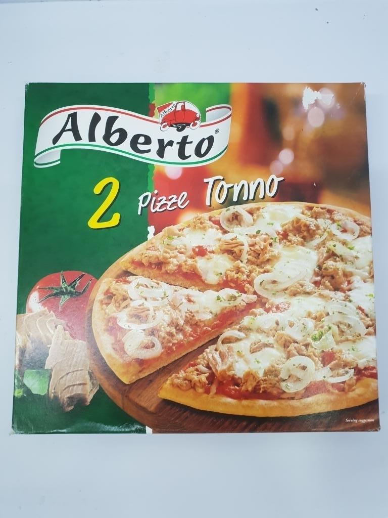 Alberto Pizza Tonno