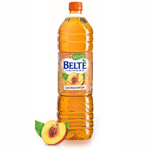 Belte Ice Tea Peach 1LTR