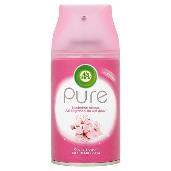 Air Wick  Pure Cherry Blossom Fresh Matic Refill