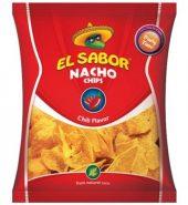 El Sabor Nacho Chips Chili Flavour Gluten Free
