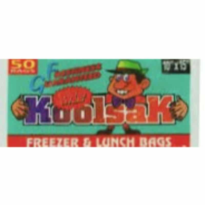 Mr Koolsak Lunch Bags 10 by 15