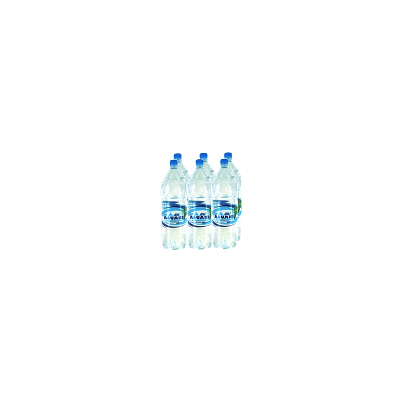 Aquani Water 2ltr pack by 6