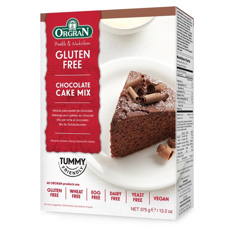 Orgran Chocolate  Cake Mix