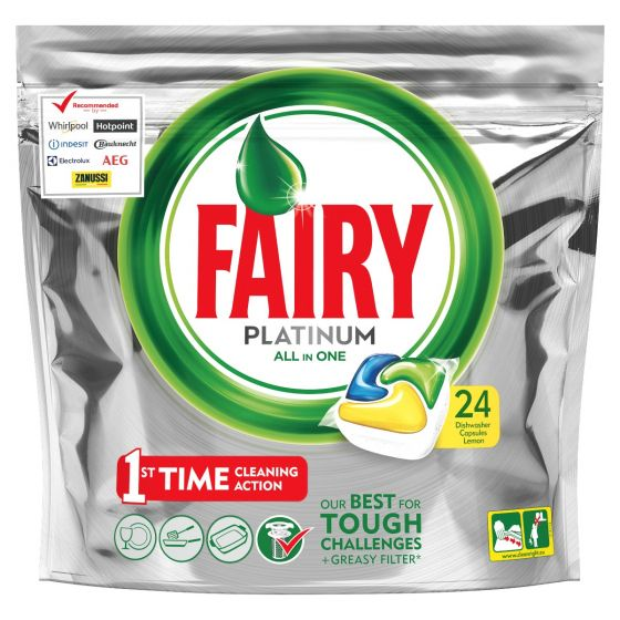 Fairy  Platinium All In One by 24