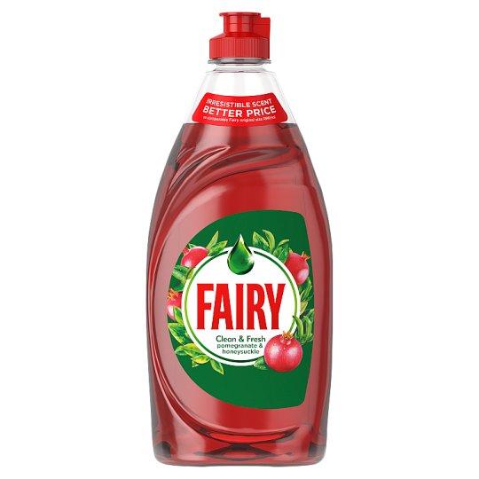 Fairy Clean & Fresh Pomegranate & Honeysuckle 520ml