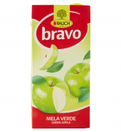 Bravo Green Apple Juice  2ltr