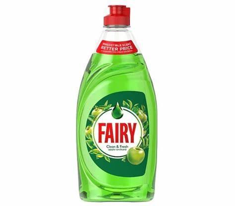 Fairy Clean & Fresh Apple Orchard