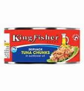 Kingfisher Tuna 160G