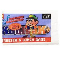 Mr Koolsak Lunch Bags 7 by 9