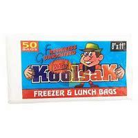 Mr Koolsak Lunch Bags 8 by 11
