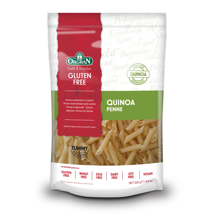 Orgran Gluten Free Quinoa Penne