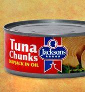 Jacksons Tuna 160g