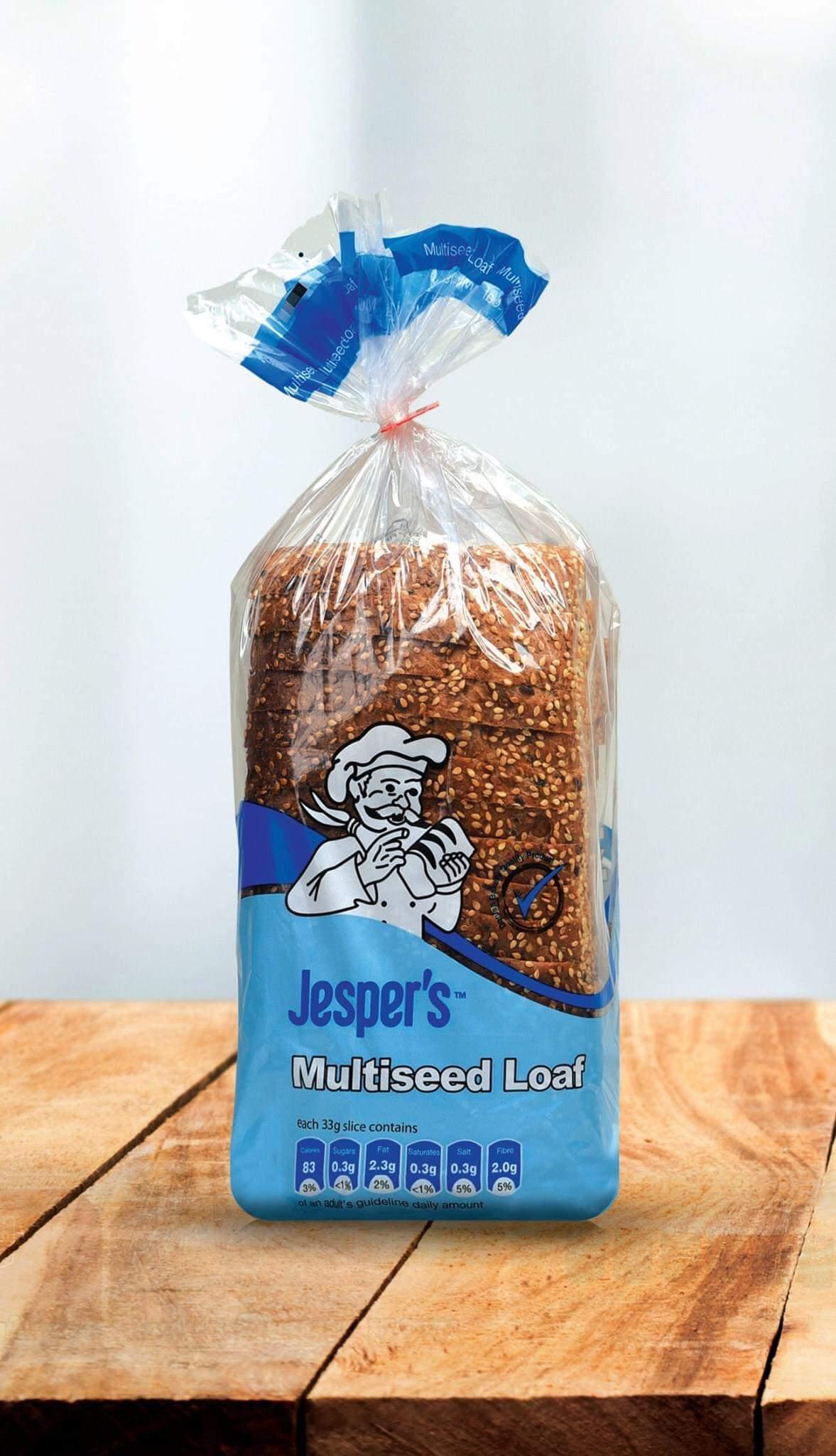 Jespers Multiseed Loaf