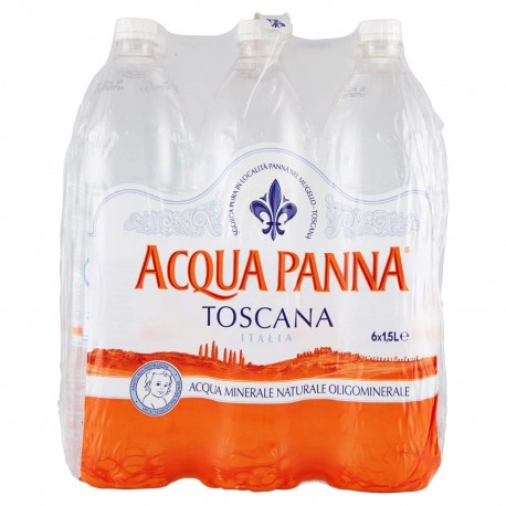 Aqua Panna 1.5l by 6