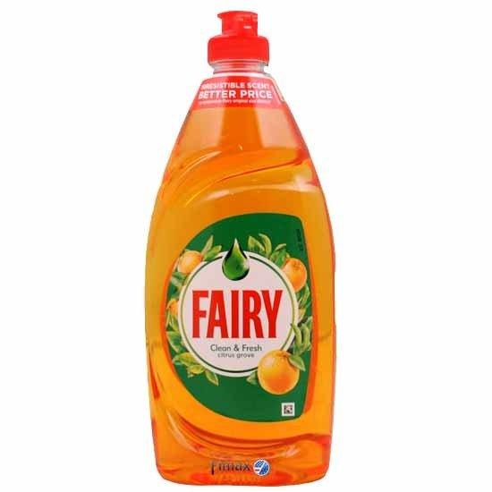 Fairy Clean & Fresh Citrus Grove