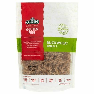 Orgran Buckwheat Pasta Spirals 250g