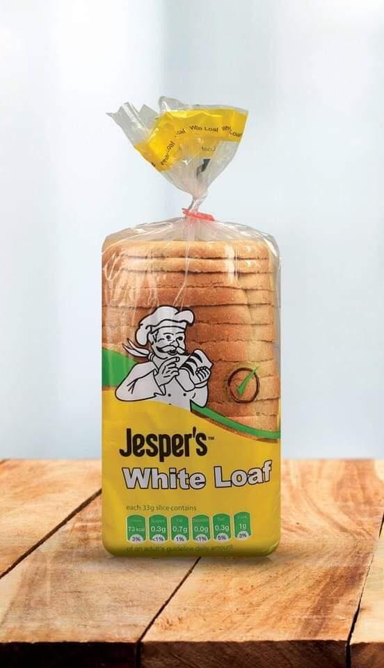 Jespers White Loaf
