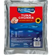 RedElmar Tuna Chunks In Sunflower Oil 1Kg